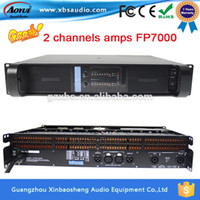 amplifier manufacturer - china professional high power amplifier manufacturer portable pa amplifier lab gruppen fp7000 with CE ROHS years warranty
