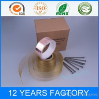 barrier tape - Copper Foil Tape Anti Slug and Snail Barrier Tape for Eliminate the effect of EMI and Avoid unnecessary current and voltage