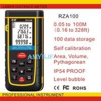 Wholesale Hand held meter laser range finder Distance Meter RZA100 Laser