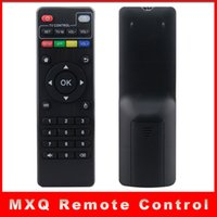 Cheap High Quality IR Remote Control For Android TV Box M8N M8C M8S M10 M12 MXQ Replacement Remote Controller MXQ remote control 10pcs