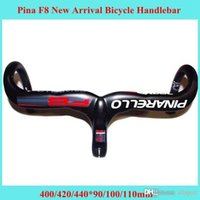 carbon - 2014 Pi F Eight Carbon Handlebar Integrated Handlebar Caliber mm Size mm Good Quality