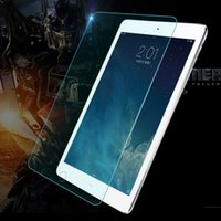 Wholesale 2016 Hot For iPad H Tempered Glass Protector Shield Film mm Screen With Retail Packaging for iPad