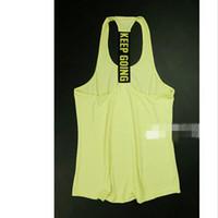 Wholesale Fashion Sports Running Gym Tank Tops Regata Feminina Women Fitness Blusa Sleeveless Shirt three colors backless cotton Camis yoga tops
