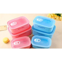 Wholesale 21 Date Fix Workout Food Container Plastic Meal Box for Fitness Exercise Supplement Energy Container