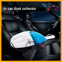Wholesale 2016 Hot Sale Mini Handheld Car Vacuum Cleaner Wet And Dry Dual Use With V W Dust Collecter