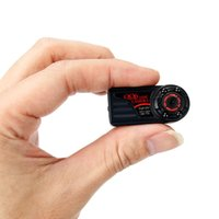 Wholesale 1080P HD Hidden Micro Cam Video Recorder Camcorder IR Infrared Night Vision Motion Detection Candid Nanny Spy Mini Camera