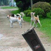 barking dog stopper - E74 New PC Ultrasonic Aggressive Dog Pet Repeller Anti Bark Barking Stopper Deterrent Train