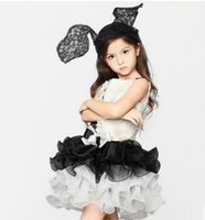 Wholesale let our lovely baby become a beautiful little princess buy this skirt send accessories rabbit ears