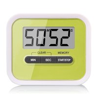 Wholesale Digital kitchen Timer Countup Countdown Timer Maximum to Minutes Seconds