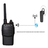 2016 NF-667P Grossiste Amplificateur de radio à jambe large / étroit bande passante pour la vente Bluetooth Walkie Talkie Radio UHF à deux voies bon marché