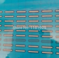 anti tracks free - New Top Earpiece Anti Dust Grill Mesh for iPhone G S Earpiece Speaker Mesh Net With Tracking Number