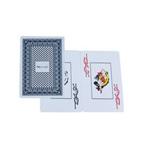 Wholesale Brand New Good Quality Plastic Daimonji Poker Size Entertainment Playing Cards