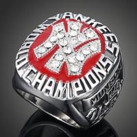 baseball rings - 1977 New York Major League Baseball Yankees sale replica championship rings fashion men jewelry STR0