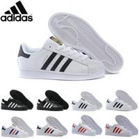 baseball superstars - Adidas Originals Superstar Shoes Running Classic Mens Women Superstars Originals Sneakers Skateboarding Casual Shoes Size