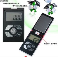 Wholesale BY FEDEX DHL NEW cigaratte smoke Electronic LCD Display scale Pocket Digital Scale g g g Weighing balance Scale unit change