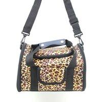 Wholesale Hot Pet Carrier Nylon Breathable Dog Bag Puppy Handbag Folding Tote Cat Carrying Shoulder Messenger Bag HB0036 kevinstyle
