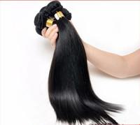 al por mayor brazillian lía 28 pulgadas-Paquete de pelo recto brasileño de los productos de pelo de Rosa 3pcs porción pelo natural sin procesar del pelo humano brazillian pelo 8-80 pulgada