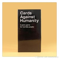 Wholesale STOCK IN US Cards For Humanity US Basic Version Apples Against Humanity Game Humanity Card Game