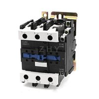 ac motor model - V Hz Coil NO NC CJX2 Model Motor Control AC Contactor A V
