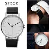 best selling watches for men - 2016 Best selling luxury brand men watches Relojes STOCK Quartz Watch Montre Homme Leather Men Clock relogio Festina For Men