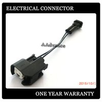 auto electrical wiring harness - MINI male to Ev6 female auto electrical wiring harness connector for fuel injector