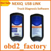 auto installers - Nexiq USB Link Heavy Duty Vehicle Interface Truck Diagnosis Software with All Installers Auto Diagnostic tool by DHL Free