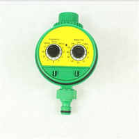 Wholesale Home Water Timer Irrigation Garden Water Timer Controller Set Programs Farm Tools Garden Supplies Hight Quality