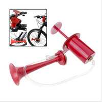bell air pump - High Quality Cycling Bike Bicycle Air Horn Pump Bell Ultra Loud db Red H10671