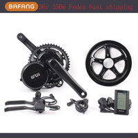 Wholesale Bafang BBS01 V W Ebike Electric bicycle Motor fun mid drive electric bike conversion kit