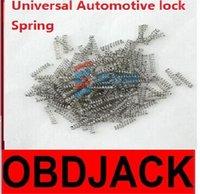 automotive coil springs - 200pcs Best quality Universal Automotive lock Spring lock core Spring car lock coil spring