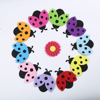 art venues - The new d wall stickers creative cartoon beetle stickers venue decoration supplies home decor