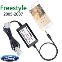 auxiliary audio input - 3 mm Auxiliary Input Car Audio Interface iPod iPhone MP3 Player aux in Adapter for Ford Freestyle