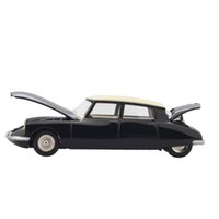 Wholesale TOYS DINKY TOYS DS CITROEN black Vintage car the Car model