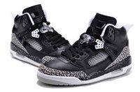 Wholesale Drop Shipping Retro Spizike Oreo For Mens Basketball Shoes ships out within days