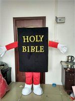 bible books sale - Custom book mascot holy bible mascot costume high quality factory directly sale