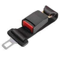 Wholesale BEST Plastic Metal Car Vehicle Seat Belt Extension Car Seat Belt Buckle Extender Strap Safety Buckle Black H033