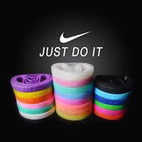 bead set band - 100pcs DHL Free High Quality Sport Bracelet Silicone colors Men s Wrist Band New Fasion
