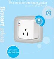 american app - kankun smart wifi socket APP timing control smart home remote control sockets American standard US regulatory socket