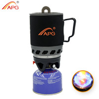 Wholesale APG ml camping gas stove fires cooking System and portable gas burners