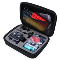 Wholesale Kimi XMS002 EVA Shockproof Protective Accessories Storage Carry Case for Xiaomi Yi GoPro SJCAM SJ700 A9 Amkov5000S Git2 actio