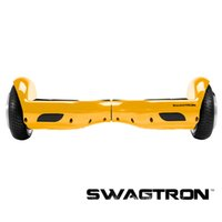 Wholesale Dazzling Gold Electric Scooter Motor of SWAGTRON T1 Two Wheels Extremely Safe Samrt Electric Scooters for Adults