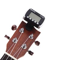 acoustic metronome - New Digital LCD Clip on Backlit Metronome Tuner for Electronic Acoustic Guitar Chromatic Bass Violin Ukulele JOYO JMT B
