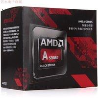 Wholesale AMD APU series A10 K R7 quad core core was boxed CPU processor interfaces FM2