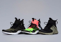 Wholesale ACRONYM x Air Presto Mid Sportswear Running Shoes
