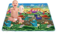 Wholesale Hot Sale Baby Foam Floor Play Mat Child Activity Soft Kid Eductaion Toy Gift Gym Crawl