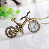 bicycle business - In business Pocket watch trinket bicycle watch retro personality lowest network wander stall selling jewelry pocket watch list