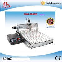 Wholesale 3 axis engraving machine kw water cooling cnc carving machine with USB port free tax to Russia