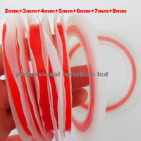 For Apple iPhone apple display case - Original piece red M Double Sided Adhesive Tape for Touch Screen Display Housing Case Cable Sticky
