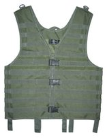 acu airsoft vest - ACU Tactical Molle Vest Camouflage Vest CS Safety Vest Add Pouches Simple Tactical Airsoft Vest