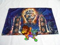 angkor wat - Angkor Wat Human skeleton flag Halloween g m2 polyester banner